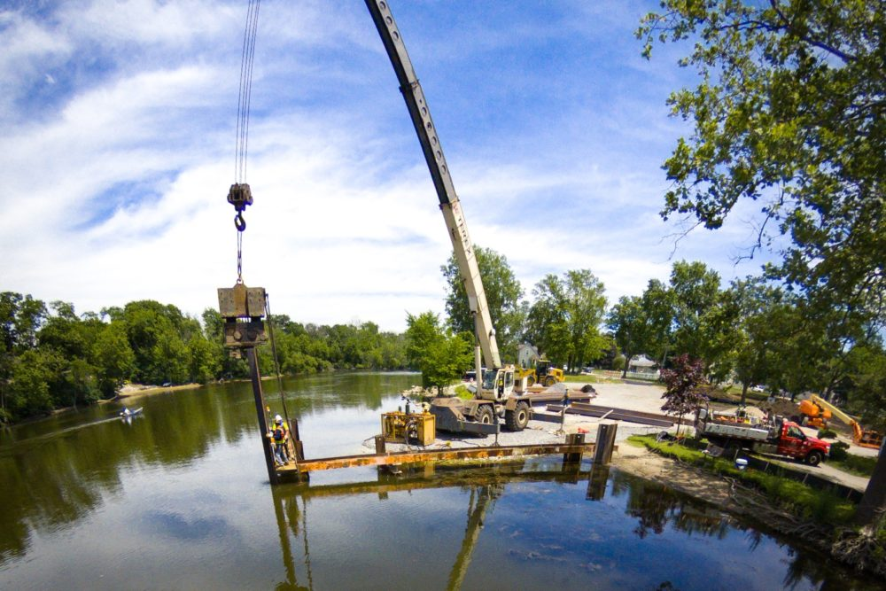 Boat Launch at Merrifield Park - Mishawaka, IN