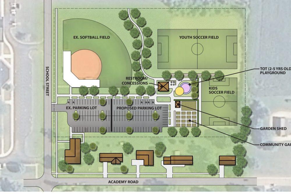 Cavalier Park Master Plan - Culver, IN