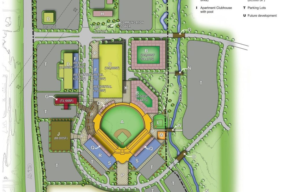 Sports and Mixed Use Complex Master Plan