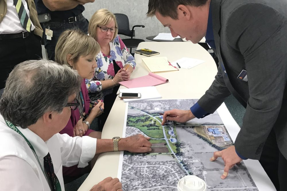 Porter County Land Use Planning Meeting