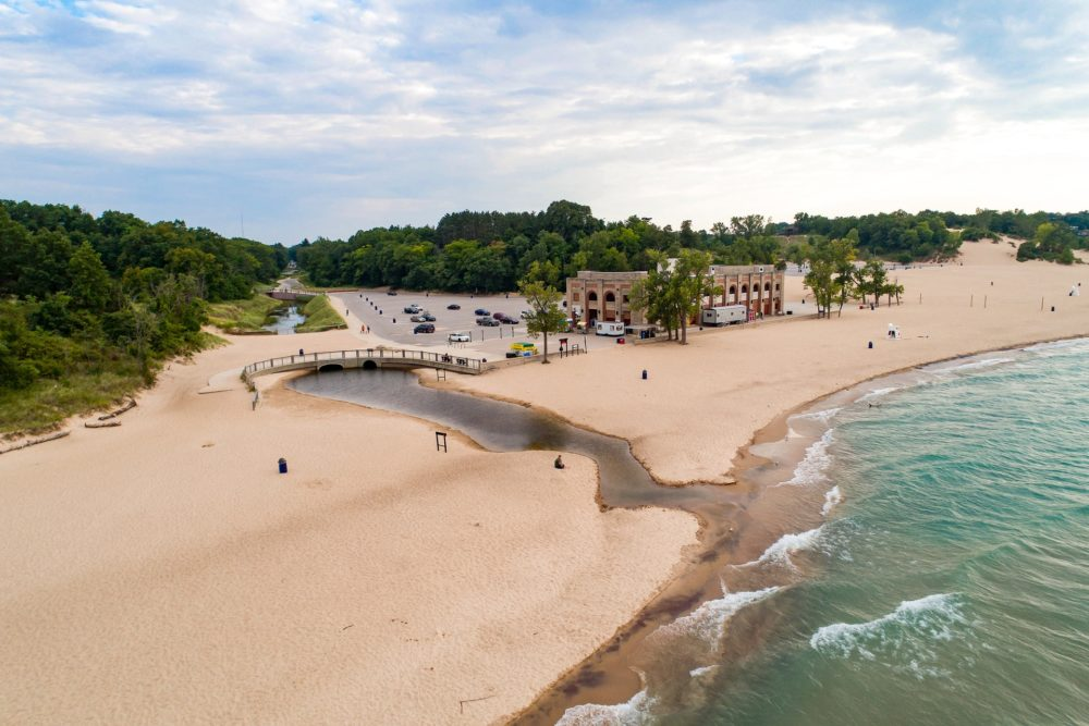 Indiana Dunes State Park Daylighting Project Phase 2 - Chesterton, IN