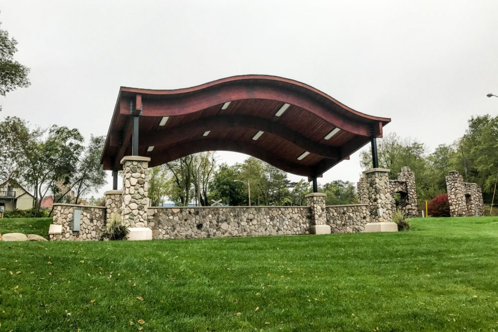 Wythogan Park Performance Pavilion - Knox, IN