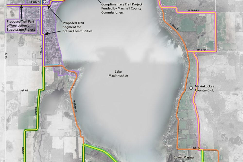 Culver Trail Master Plan - Culver, IN