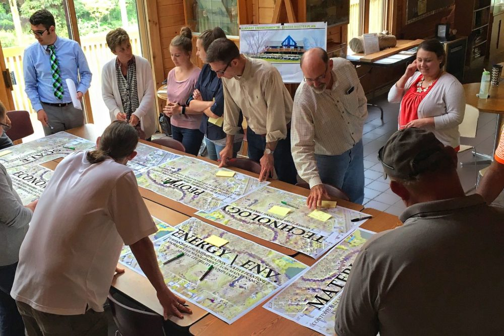 A look into the Elkhart Environmental Center Design Charrette